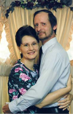 Bill and Kathy- 25th Anniversary