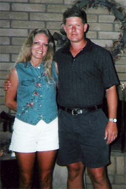 Joseph Claude Van Hoozer and his fiance' Denise Butler2.jpg