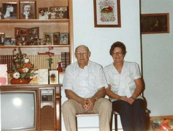 Richard and Donna Melvin