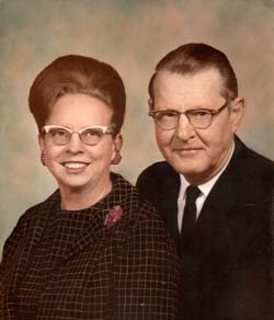 Alvin Carl and Gladys Rachel Ione Peeters Wellendorf
