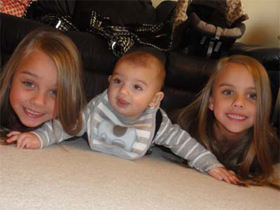 Makenzie Jade Lauren Gabriella William (Liam) Taylor Gottsch