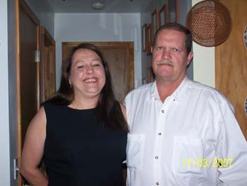 Wayne and Suzanne Rickett Davis